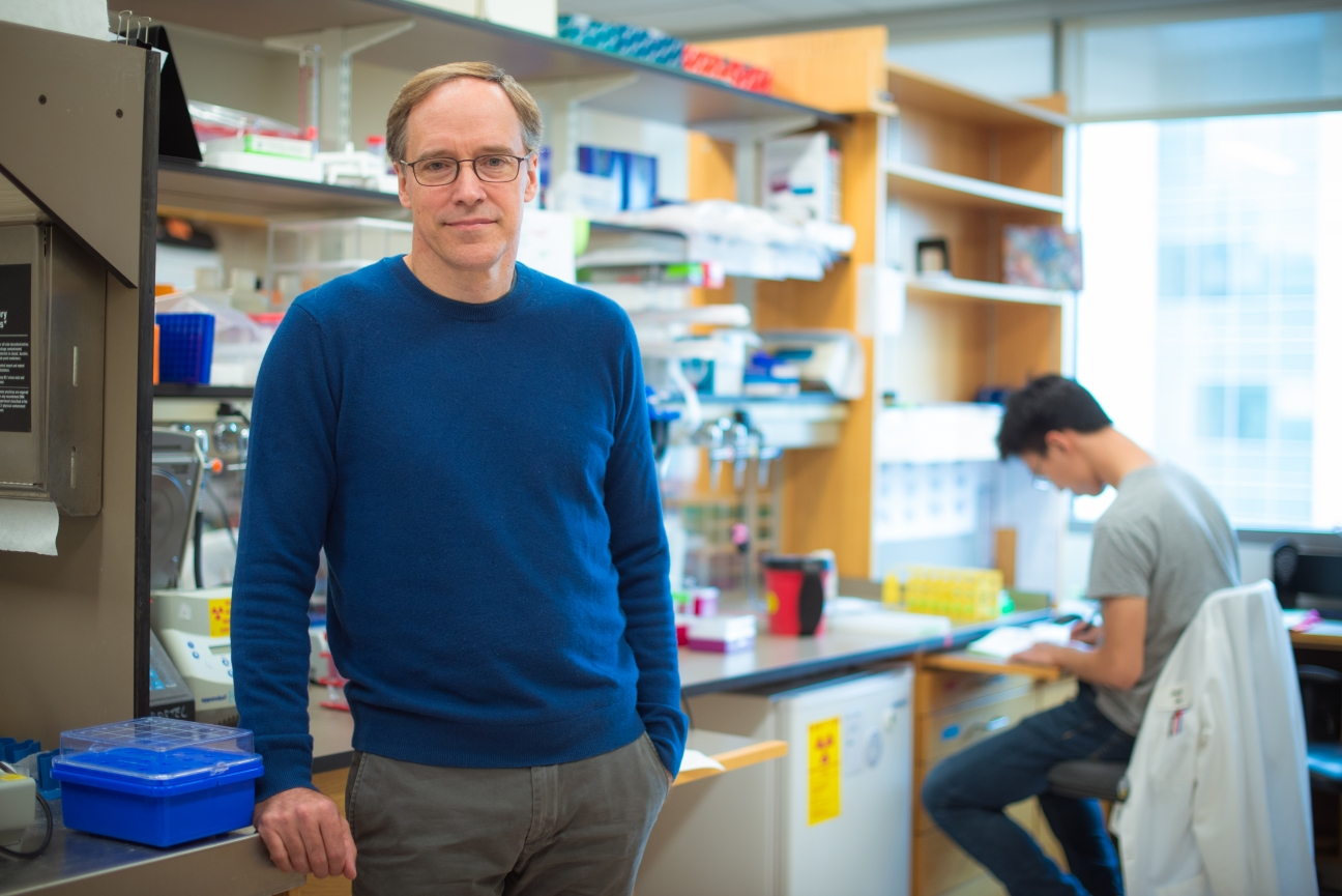 Whitehead Member David Bartel Elected To National Academy Of Sciences Whitehead Institute